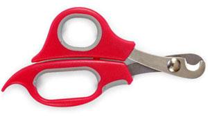 Ножницы для стрижки когтей кошке